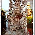 1尺3-樟木-金面武財神