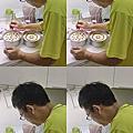 哈尼燙麵戚風蛋糕初體驗~
