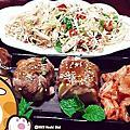 飛樂氣炸鍋~(氣炸金針菇&雞蛋豆腐豬肉捲)