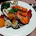 西班牙海鮮燉飯~(我家型男掌廚實錄PART361~)