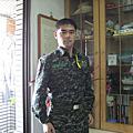陸戰隊制服照