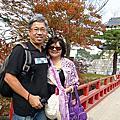 日本東北賞楓 ---松島游湖