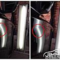 吉米汽車凹痕修復-Skoda Superb 車門凹痕處理 汽車鈑金凹陷修復專家 微鈑金