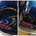 吉米汽車凹痕修復-Nissan Sentra 後保桿凹陷處理 鈑金凹痕處理專家