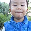 小饅頭3歲1個月