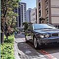 02年BMW E66 735Li