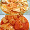揪團購_水汪汪泡菜*黃金泡菜+辣蘿蔔