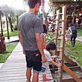 台中市南區│親子遊推薦_老樹根魔法木工坊*木工DIY+戶外遊戲區