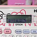 Epson Hello Kitty標籤愛戀機母親節體驗會