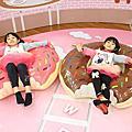PINK粉紅樂園(遠東百貨寶慶店一樓星巴克)