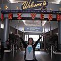 110614 前往美國的入口LAX+不夜賭城拉斯維加斯!