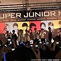 110521 SUPER JUNIOR M [太完美] 台北簽名會