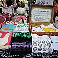 2010/05/15.16第一次參加天母創意市集