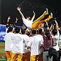 2010 職棒21年總冠軍賽-牛VS.象 Game 4#