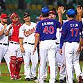 MLB台灣賽 Game 2