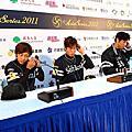 2011亞洲職棒大賽 軟銀鷹VS.三星獅