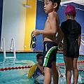 轩轩游泳班