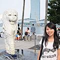 2011 新加坡留影