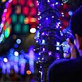信義商圈耶誕燈飾