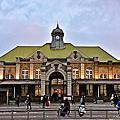 新竹火車站、城隍廟&周遭景點
