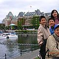 2008加拿大落磯山親子自助