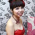 郭芳秀新娘秘書-彩怡結婚造型