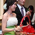郭芳秀新娘秘書 亭瑤結婚造型
