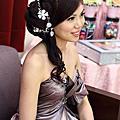 郭芳秀新娘秘書-肇君結婚宴客造型