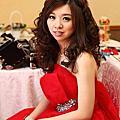 郭芳秀新娘秘書-瑜真訂婚造型