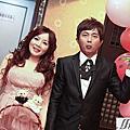 郭芳秀新娘秘書-瑛妮結婚造型