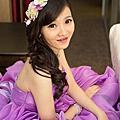 郭芳秀新娘秘書-又錡結婚歸寧造型
