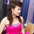 郭芳秀新娘秘書-品蓁結婚造型