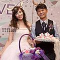 郭芳秀新娘秘書-賴玉婷結婚造型