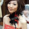 郭芳秀新娘秘書-盈櫻結婚造型