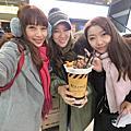 2016韓國首爾姊妹三人行