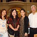 執行長在新加坡與漢華校友聚餐