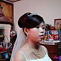 [新祕作品]侑岑新娘結婚造型