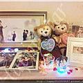 熊愛LOVE主題婚禮佈置