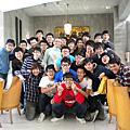 2010.02.07員中307同學會