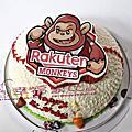 20【幸福黛比】運動類蛋糕