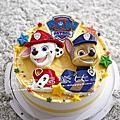 04【幸福黛比】可愛卡通蛋糕-動物生肖系列