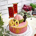 13【幸福黛比】特定節日蛋糕(母親節、萬聖節、聖誕節...等節日)