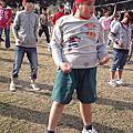 2010秋運動會前有氧拳擊的練習