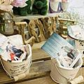 *~花居樂花坊~*1050109 中壢 古華花園大飯店 Raymond&Vera 鄉村風主題背板設計 婚禮佈置