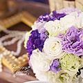 *~花居樂花坊~*1050313大園 桃禧航空大飯店Steven&Ivy 典雅風主題背板設計 婚禮佈置