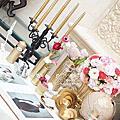 *~花居樂花坊~*1050320楊梅 揚昇高爾夫球場 衍毅&欣容 黑白色典雅主題背板設計 婚禮佈置