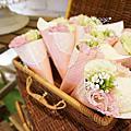 *~花居樂花坊~*1051225楊梅 揚昇高爾夫球場 Charlie&Amber 鄉村風主題背板設計 婚禮佈置