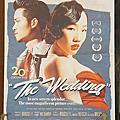 *~花居樂花坊~*1060107八德 彭園會館 Brian&Shengting 電影風主題背板設計 婚禮佈置