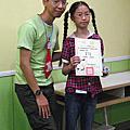 第一屆臺北市黑皮狗盃青少年圍棋公開賽5/27得獎照片