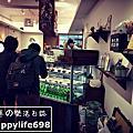2018.04.07 台北中山 木白甜點咖啡店